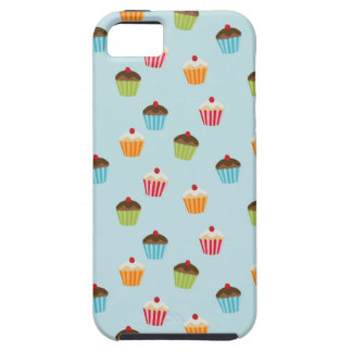 Kawaii cute girly cupcake cupcakes foodie pattern iPhone SE/5/5s case