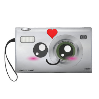 Kawaii / Cute Happy Camera Bag