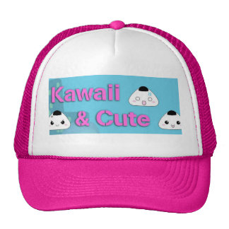 kawaii & cute trucker hat