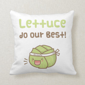 Puns Pillows - Decorative & Throw Pillows Zazzle