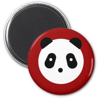 Kawaii ~ Cute Panda Face Magnet