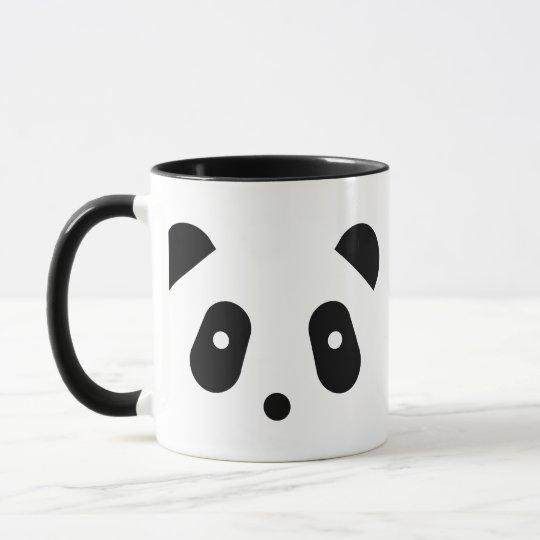 Kawaii ~ Cute Panda Face Mug