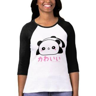 Kawaii (cute) Panda T-shirts