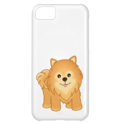 Case-Mate Barely There iPhone 5C Case with Pomeranian Phone Cases design