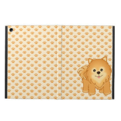 iPad Air Powis Case with Pomeranian Phone Cases design