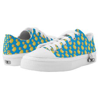 Kawaii Cute Rubber Ducky Low-Top Sneakers