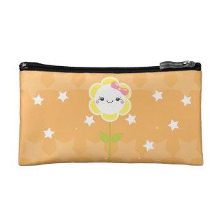 Kawaii Daisy Cosmetic Bag