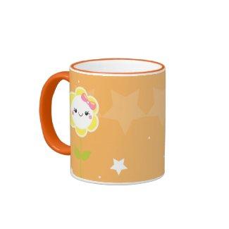Kawaii Daisy Mug