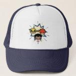 Kawaii Defenders Trucker Hat