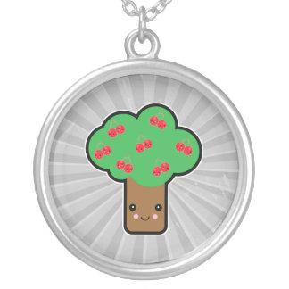 kawaii del cerezo pendiente personalizado