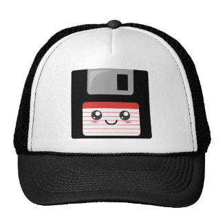 Kawaii del disco blando gorras de camionero