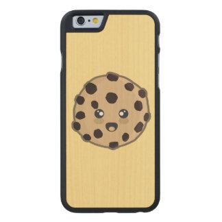 Kawaii Dessert Carved Maple iPhone 6 Case