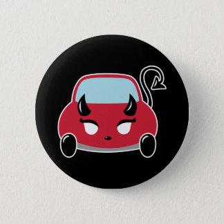 Kawaii Devil Car Button