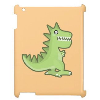 Kawaii Dinosaur Case For The iPad 2 3 4