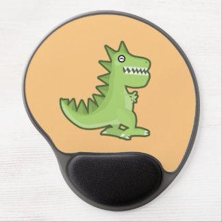 Kawaii Dinosaur Gel Mouse Pad