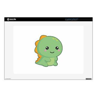 Kawaii Dinosaur Laptop Skin