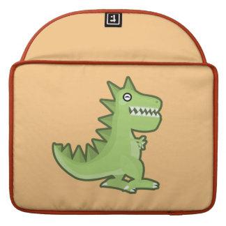 Kawaii Dinosaur Sleeve For MacBook Pro