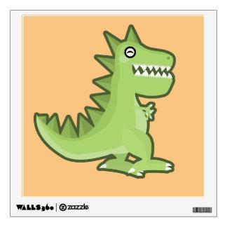 Kawaii Dinosaur Wall Sticker