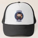 Kawaii Doctor Strange Emblem Trucker Hat