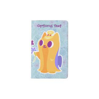 Kawaii Dog Best Friend or Puppy Love Yorkies Pocket Moleskine Notebook
