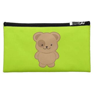 Kawaii Dog Cosmetic Bag