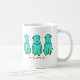 Kawaii Dogs Coffee Mug