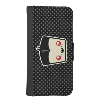Kawaii Dracula iPhone Wallet Case iPhone 5 Wallet Cases