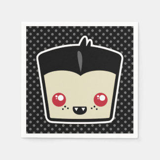 Kawaii Dracula Napkins Disposable Napkin