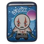 Kawaii Drax In Space iPad Sleeve