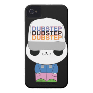 Kawaii dubstep panda iPhone 4 4s case iPhone 4 Case-Mate Cases