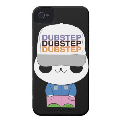 Kawaii dubstep panda iPhone 4/4s case iPhone 4 Case-Mate Cases