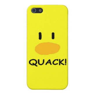 kawaii duck cover for iPhone SE/5/5s