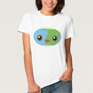 Kawaii Earth Day is EVERY DAY! Be Kind To Earth!! T Shirt
