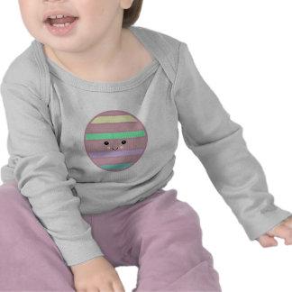 kawaii easter eggy t shirts