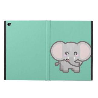 Kawaii elephant powis iPad air 2 case