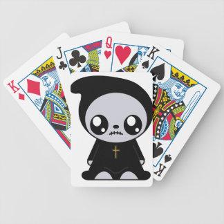 Kawaii Emo Bicycle Playing Cards