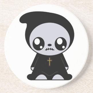 Kawaii Emo Coaster
