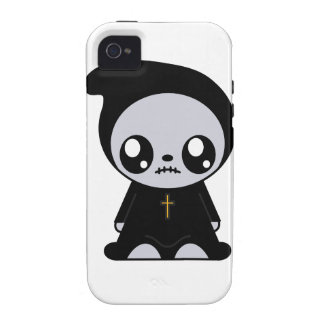 Kawaii Emo iPhone 4/4S Carcasa