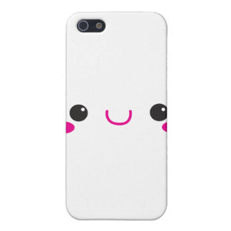 KAWAII FACE cute! Case For iPhone SE/5/5s