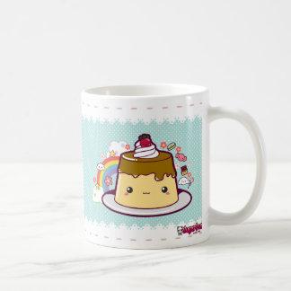 Kawaii Flan Coffee Mug