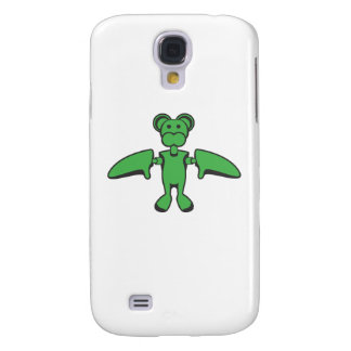 Kawaii Flying Monkey Robot Galaxy S4 Case
