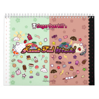 Kawaii Food Attack! 2011 Calendar