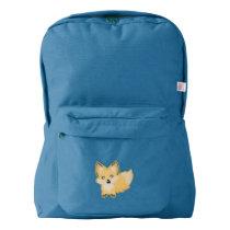 Kawaii Fox Backpack