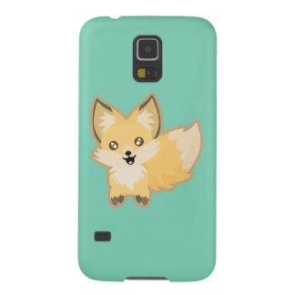 Kawaii Fox Galaxy S5 Case