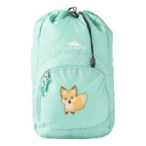 Kawaii Fox High Sierra Backpack