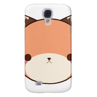 Kawaii Fox Samsung S4 Case