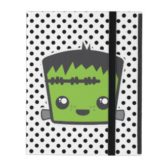 Kawaii Franeknstein iPad Case