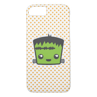 Kawaii Frankenstein iPhone Case