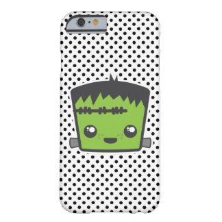 Kawaii Frankenstein iPhone Case Barely There iPhone 6 Case