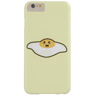 Kawaii Fried egg Barely There iPhone 6 Plus Case